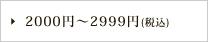 2000円〜2999円(税込)